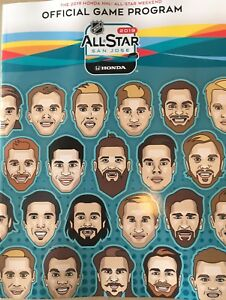 2019-ALL-STAR-GAME-PROGRAM-NATIONAL-HOCKEY-LEAGUE-NHL-SEE-EBAY-STORE-PUCK-PATCH