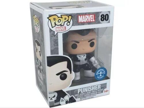Marvel Funko Pop El Castigador figura De Vinilo