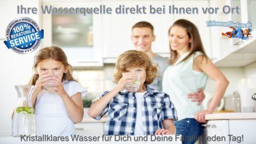 "Osmose Filtergehäuse 1//4/"" Anschluss Ersatzfiltergehäuse Osmose"