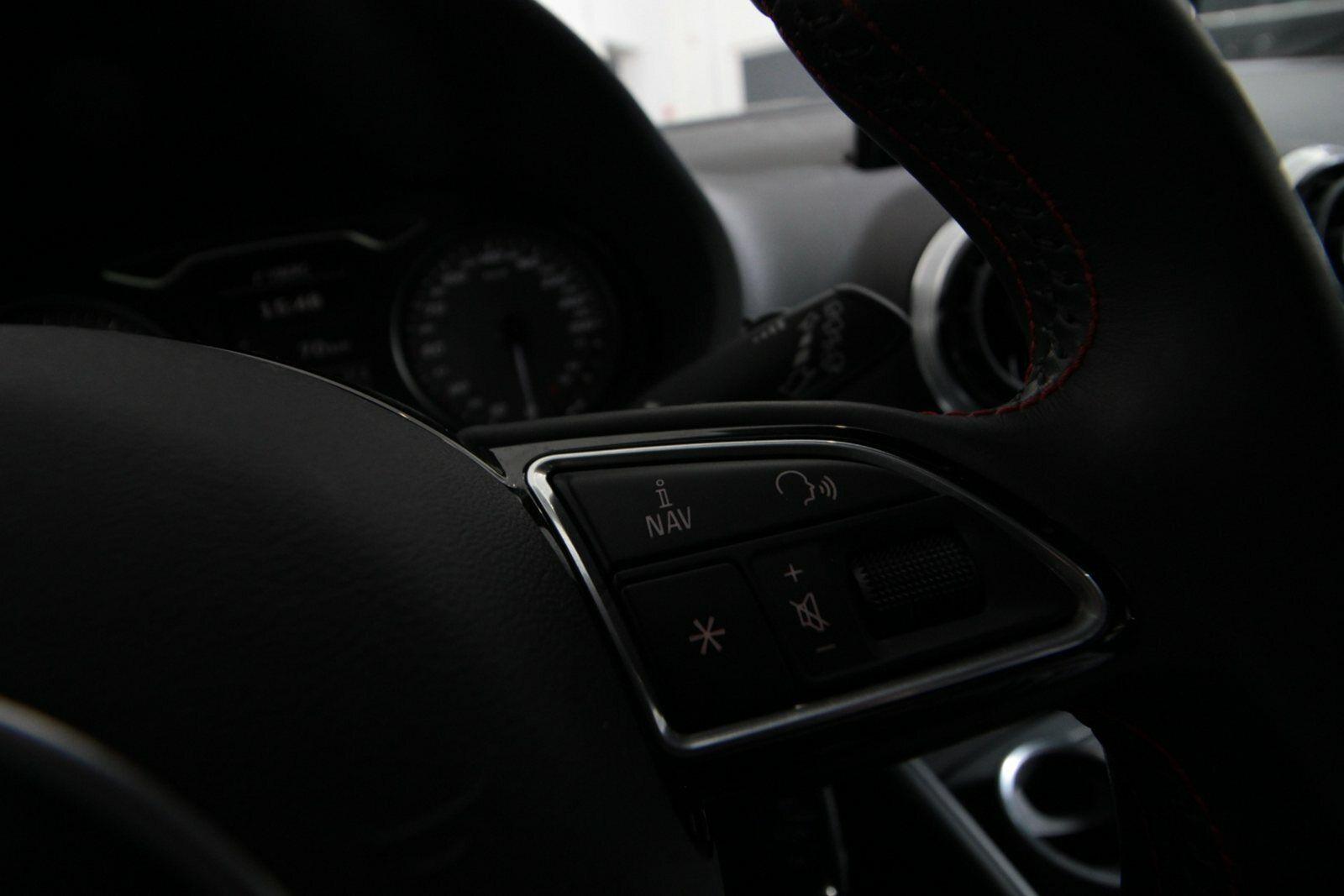 Audi S3 TFSi SB quattro S-tr.