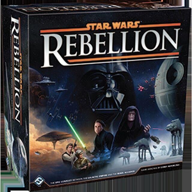 Star Wars Rebellion - Gioco Base da Tavolo Sigillato italiano Asmodee