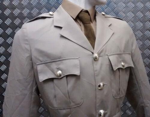 Genuine British RAF or ARMY No 4 No 6 Officers WO Dress Jacket Safari Stone AY