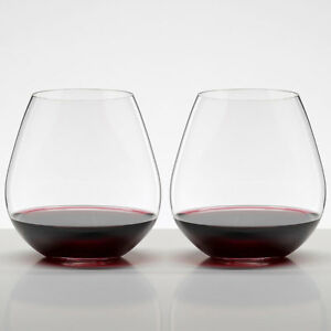a26ba40ef1b Details about Riedel O Range Stemless Pinot / Nebbiolo Glass (Set of 2)