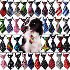New Adjustable Bow Tie Necktie Lovely Dog Cat Puppy Pet Collar Grooming Supplies