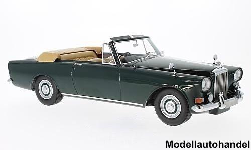 Bentley SIII Park Ward DHC vert foncé Rhd  1963 1 18 BoS nouveau  à bon marché
