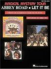 Artist Songbooks: The Beatles - Magical Mystery Tour/Abbey Road/Let It Be (1988, Paperback)