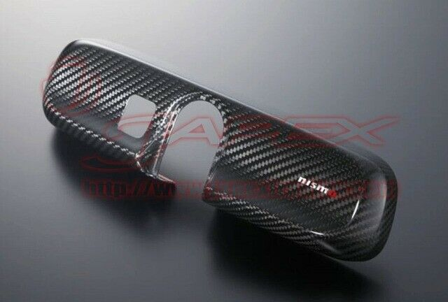 Nismo Carbon Room Mirror Cover For Nissan Serena C25  C26