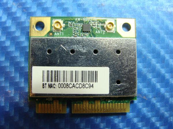 "Asus N53sm-rs72 15.6"" Genuine Laptop Wireless Wifi Card Ar5b195 Er*"