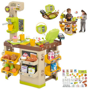 Smoby Marchand Boutique Accessoires Café Accessoires Café Café Magasin de jouets pour enfants