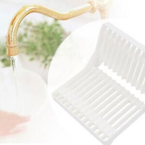 UK-Foldable-Dish-Plate-Organizer-Drying-Kitchen-Rack-Drainer-Storage-Holder