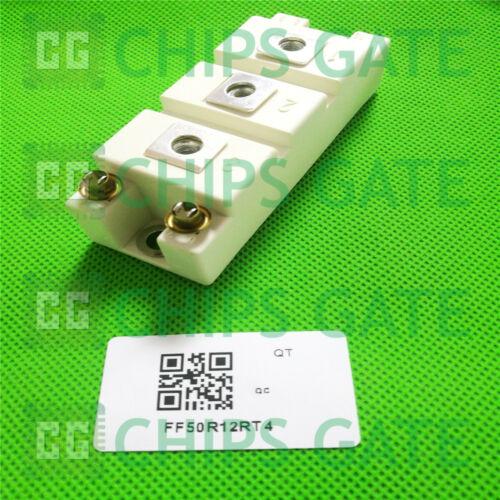 1PCS power supply module Infineon FF50R12RT4 NEW 100/% Quality Assurance