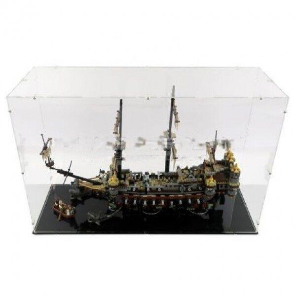 Attaque complète du Nouvel An de Noël, vente d'achat d'achat d'achat groupée Acrylique Vitrine pour lego 71042 Silent Mary-Neuf cb9e2c