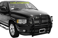 2003-2005 Dodge RAM  2500 / 3500 - BLACK - GRILL GUARD / BRUSH GUARD GRILLE