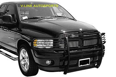 2003-2005 Dodge RAM  2500 / 3500 - BLACK - GRILL GUARD / BRUSH GUARD GRILLE