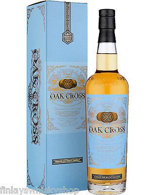 Compass Box Oak Cross Blended Malt Whisky 0,7 L