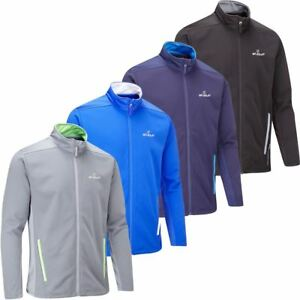 STUBURT-GOLF-MENS-ENDURANCE-SPORTS-THERMAL-FULL-ZIP-WINDPROOF-FLEECE-JACKET