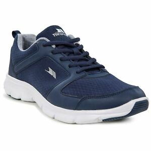 Trespass-Chasing-Mens-Memory-Foam-Trainers-Walking-Workout-Shoes