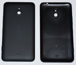 Original-Nokia-Lumia-1320-Akkudeckel-Battery-Cover-Tasten-Schwarz-black