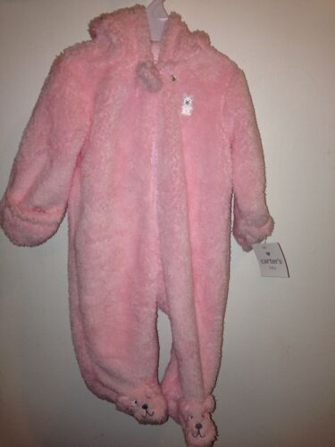 9a6a3ae7c I Found It On eBay  Carter s Baby Infant Girl s 6 Months Pink Hooded ...