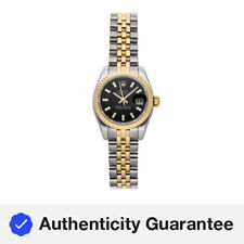 Rolex Datejust Auto Steel Yellow Gold Ladies Jubilee Bracelet Watch 179173
