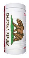 HOO-RAG CALIFORNIA FLAG RAG BANDANA FACE MASK NECK GAITER UPF 30
