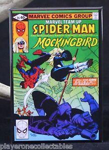 Amazing Spiderman #9 FRIDGE MAGNET comic book
