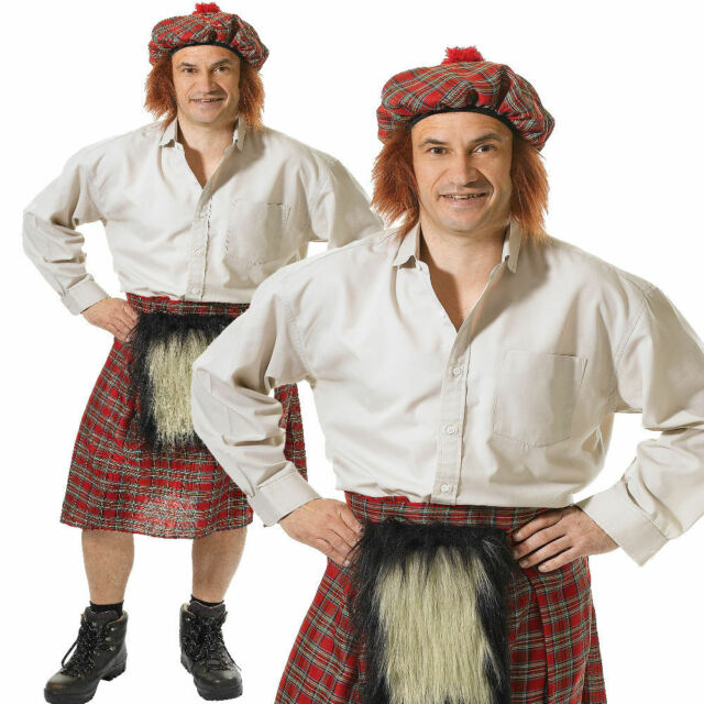 Scotsman Traditional Kilts Adult Costume