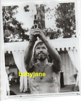 Kris Kristofferson Candid Shot Photo Print 8 x 10