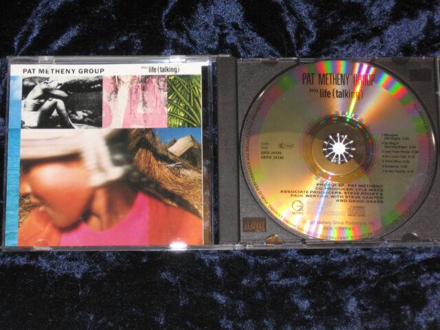 Pat Metheny Group CD Still Life (Talking)   1987    EX/EX