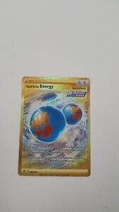 Pokemon: Rapid Strike Energy Secret Rare, Battle Styles, 182/163