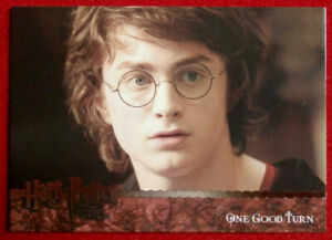 HARRY-POTTER-AND-THE-GOBLET-OF-FIRE-Card-142-ONE-GOOD-TURN-ARTBOX-2006