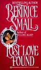 Lost Love Found by Bertrice Small (Paperback, 1991)