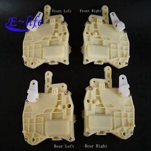 1 Set Front Rear Left Right Door Lock Actuator For Honda Odyssey Civic Ebay
