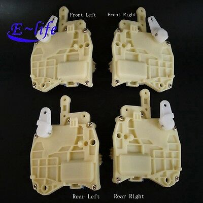 1 Set Front Rear Left Right Door Lock Actuator For Honda Odyssey Civic Ebay