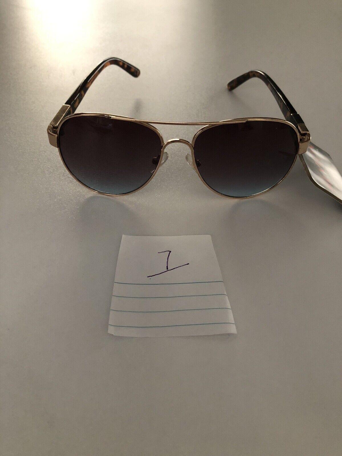 0887661302564 Women's Sunglasses Revlon Aviator Style 100% UVA/ UVB Protection.
