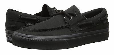 Vans Zapato Del Barco Black, Black