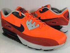 promo code 857b1 dc476 item 5 Nike Air Max Lunar 90 Orange Red Black Grey Mens Size 12 Rare  654471-800 Running -Nike Air Max Lunar 90 Orange Red Black Grey Mens Size 12  Rare ...
