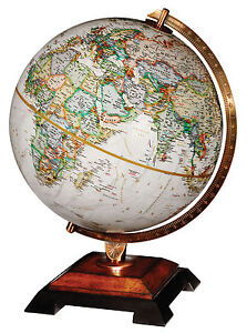 National geographic bingham 12 inch desktop world globe ebay image is loading national geographic bingham 12 inch desktop world globe gumiabroncs Image collections