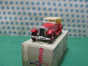 Vintage-LANCIA-DILAMDA-Torpedo-1929-1-43-Rio-n-42-Mint-in-Box