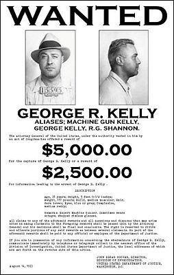 George Kelly Photo 8X10 Buy Any 2 Get 1 FREE
