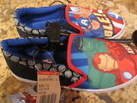 Marvel Avengers Boy's Slip On Casual Shoes- Size 13 Little Kid-