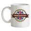 Made-in-Knaresborough-Mug-Te-Caffe-Citta-Citta-Luogo-Casa miniatura 1