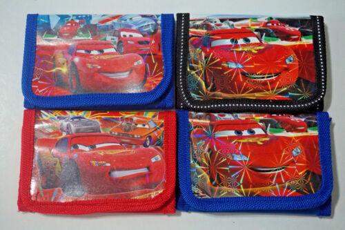 1 pcs Pixar Cars Kids Boys Girls Various Stocking Filler Wallet Purse Coins Bag