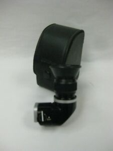 Olympus-OM-Varimagni-right-angle-finder-with-case-1-2X-amp-2-5X-mag-mint-minus