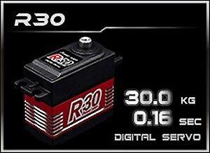 Power-HD Digital HV servo r30 40,7x20,5x38,5 mm - 24,0kg - (2114.032)