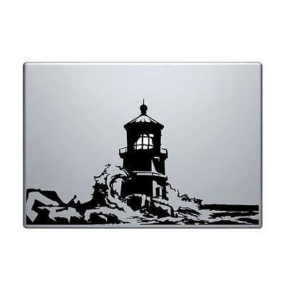 Decal for Macbook Pro lighthouse Sticker Vinyl light lamp mac 11 13 15 skin lamp