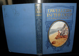 DWELLERS-IN-THE-DEEP-F-Martin-DUNCAN-Circa-1920-HB-Collectible