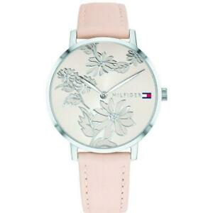 d41cbe17ae94a Tommy Hilfiger Ladies Leather Watch - 1781919 7613272273701