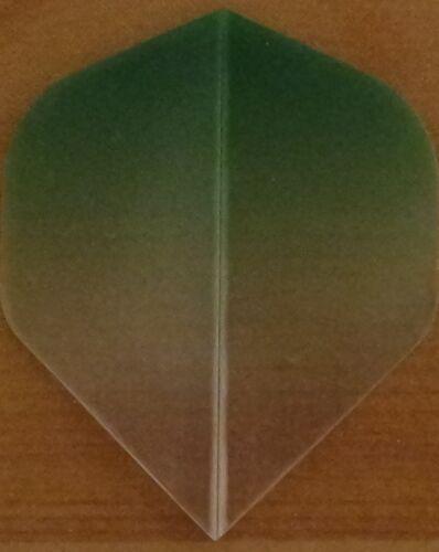 1//3//5//10 Sets 9 Colour Choices Vignette Fade Dart Flights