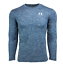 thumbnail 3 - New With Tags Men's Under Armour Gym Muscle Crew Long Sleeve Tee Shirt Top